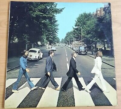 The Beatles ABBEY ROAD Vinyl, LP, Misprint, 1st PRESS Sleeve Variant, PCS 7088