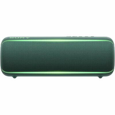 SONY Bluetooth Wireless Portable Speaker SRS-XB22 Green Japan Version official