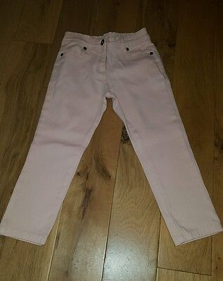 Peach girls trousers next sp. Age 5yrs