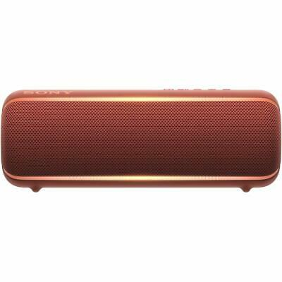 SONY Bluetooth Wireless Portable Speaker SRS-XB22 Red Japan Version official