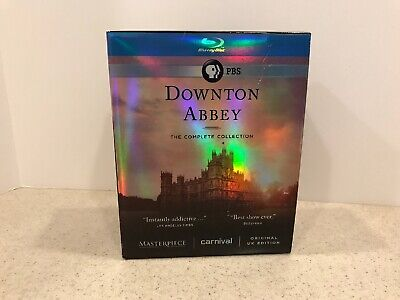 Downton Abbey Blu Ray The Complete Collection