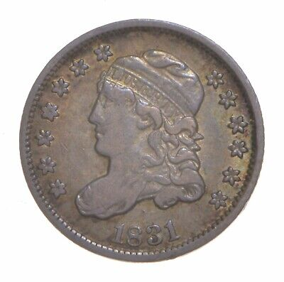 1831 Capped Bust Half Dime *4595