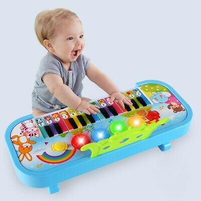 Infant Electronic Piano Educational Toys Children 24 Music Keyboard Toys Gift