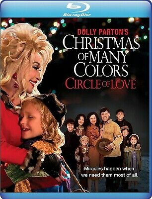 BLU-RAY Dolly Parton's Christmas of Many Colors: Circle of Love (Blu-Ray) NEW
