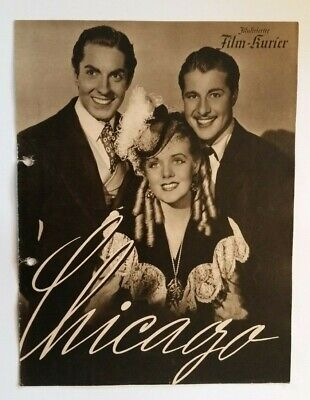 BFK Nr. 2829 Chicago ( Tyrone Power , Alice Faye , Don Ameche )