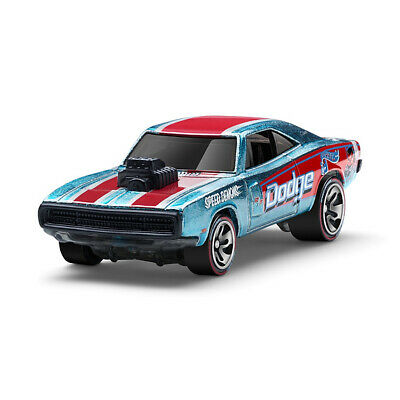 New in Box - Hot Wheels id '70 Dodge Charger R/T Racer {Speed Demons}