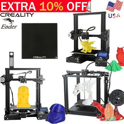 Creality Ender 3 Pro 5 3D Printer High-Precision Resume Printing Xmas Promotion!