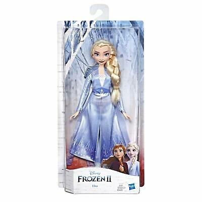 Disney Frozen Elsa Fashion Doll Toy for Kids Christmas Gifts For Girls Frozen 2