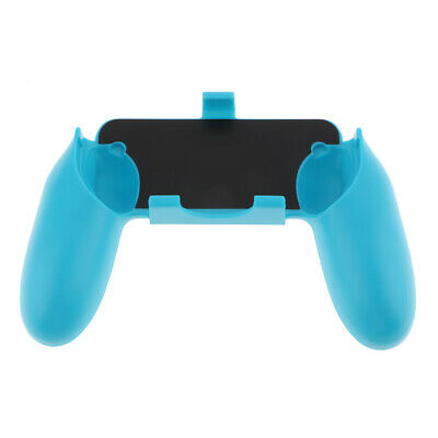 For Nintendo Switch Joy Con Holder Grip Comfort Controller Handle Kit Blue