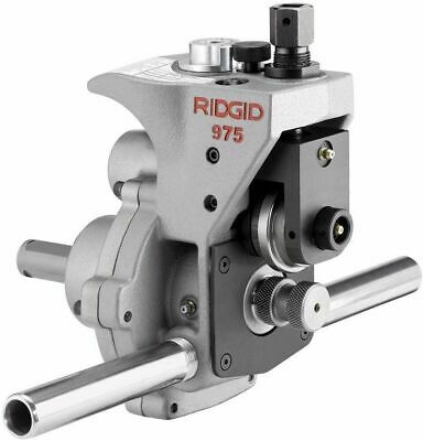 "RIDGID 25638 Model 975 Combo Roll Groover 1-1/4""-6"""