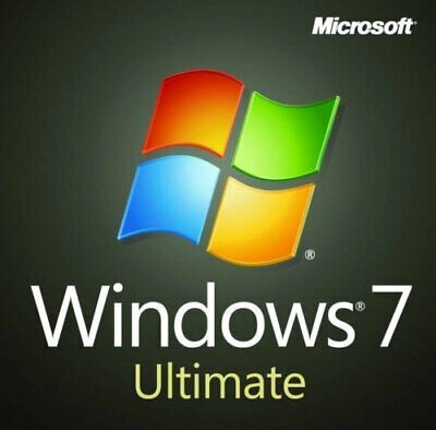 Windows 7 Ultimate 32/64 bit Activation Product Key