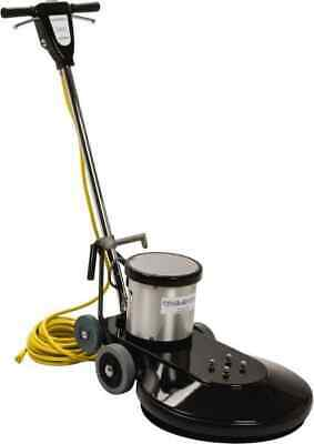 "PRO-SOURCE 20"" Cleaning Width, Electric Floor Burnisher 1.5 hp, 1,500 RPM"