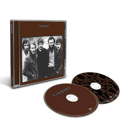 THE BAND THE BAND 50th ANNIVERSARY 2 CD SET (Released November 15th 2019)