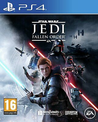 Star Wars Jedi Fallen Order Sony Playstation PS4 Game