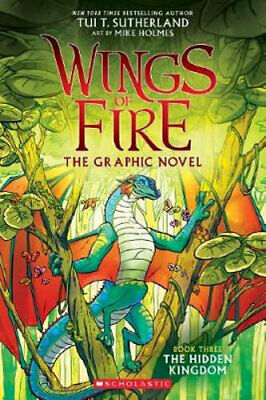 NEW Wings of Fire : The Graphic Novel By Tui T. Sutherland Paperback