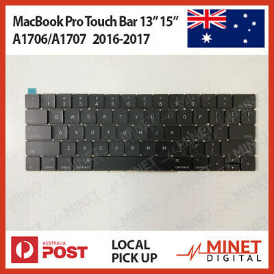 """New Original Keyboard for MacBook Pro 13"""" / 15"""" Touch A1706 / A1707 2016 2017"""