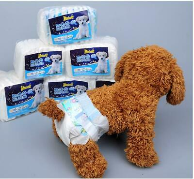 Pet Dog Diaper Diapers Outdoor Physiological Underwear Nappy Puppy Disposable