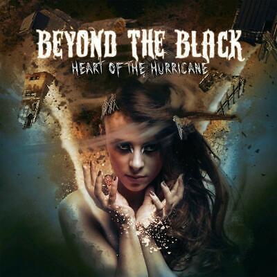 Beyond the Black - Heart of the hurricane (2018) Digipak (3 Bonus Tr) CD Neuware