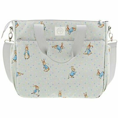 Beatrix Potter Peter Rabbit  Perfect Gift Idea Baby Collection Nappy Bag