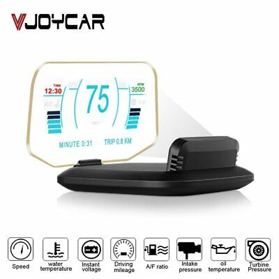 Newest Head Up Display OBD2 Car HUD Mirror Display C1 Car GPS Speedometer