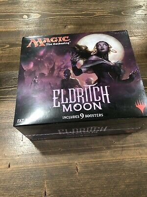 Magic The Gathering Eldritch Moon Fat Pack (English) Factory Sealed *BRAND NEW*