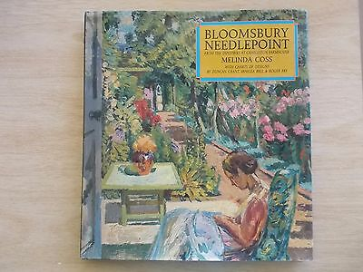 Bloomsbury Needlepoint~Melinda Coss~from The Tapestries of Charleston Farmhouse