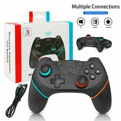 Bluetooth Wireless Gamepad Joystick Pro Controller For Nintendo Switch new