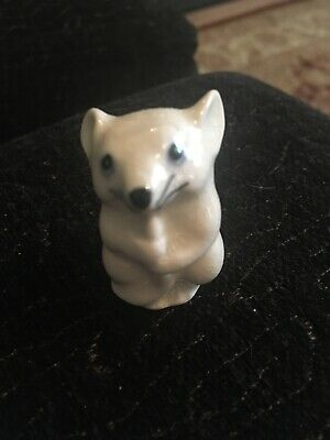 szeiler   Made In England Miniture Mouse For  Brandy Glass