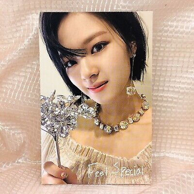 Jeong Yeon Official Photocard Twice 8th Mini Album Feel Special Kpop 07