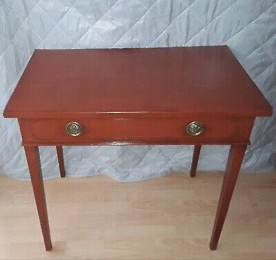 Painted Georgian Revival Side Table *Make an Offer*