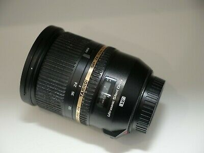 Tamron SP A007 24-70mm F/2.8 VC Di Lens (Canon Fit) Very good condition