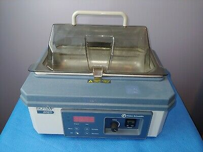 Fisher Scientific Isotemp 202S Heated Waterbath Water Bath 2 Liter