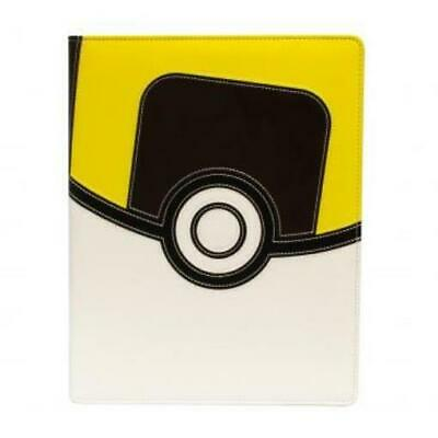Ultra Pro Card Protection 9 Pocket Premium Pro-Binder - Ultra Ball MINT