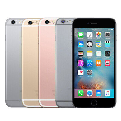 Apple iPhone 6s 16GB 64GB 128GB Space Grey Silver Gold - Factory Unlocked