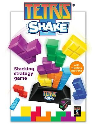 Tetris Shake Strategy Game by Ideal