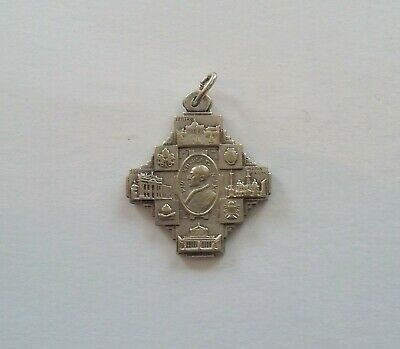 Old Medal Antique Big/Large Medal Pape Pius XII Rome Roma Vatican Metal