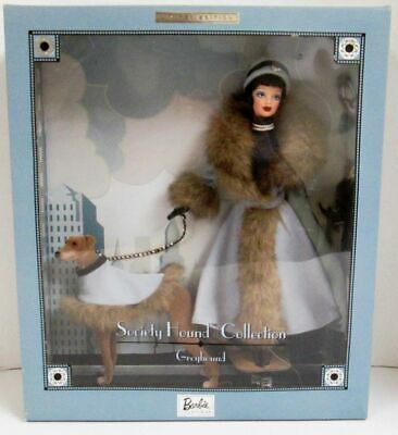 Greyhound Barbie Doll (Society Hound Collection)(Limited Edition)(New)