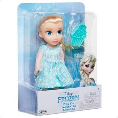 Disney Frozen Petite Elsa Doll With Accessories Set Kids Xmas Gift For Girls