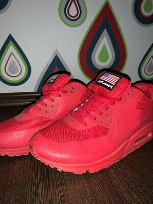 NIKE AIR MAX 90 Sneaker Schuhe Hyperfuse Indipendence Day