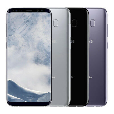 Samsung G955 Galaxy S8+ Plus 64GB Android T-Mobile 4G LTE Smartphone