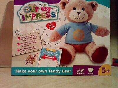 Tobar Make Your Own Teddy Bear