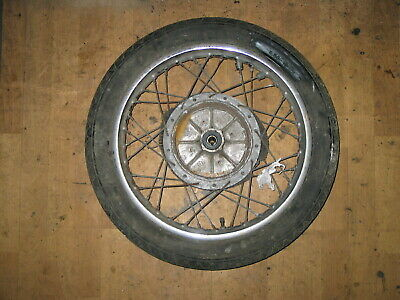 Hinterrad / rear wheel / Yamaha RD 250 350 (521,522,351,352)