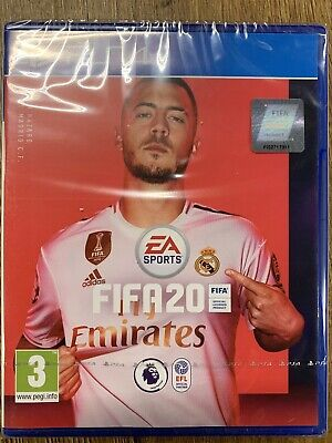 FIFA 20 For The PlayStation 4 Brand New And Sealed.