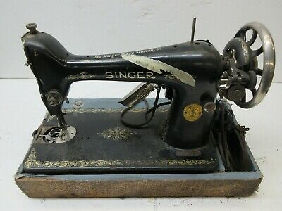 Antique Singer Sewing Machine, #Aa874049, Class 66, Year 1926