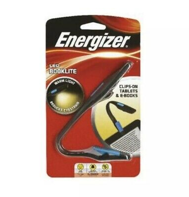 Energizer LED FLEXIBLE BOOKLIGHT BRAND NEW FREE SHIPPING