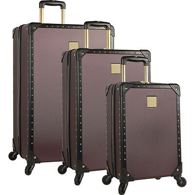 Vince Camuto Luggage Jania 3 Piece Luggage Set - Fig
