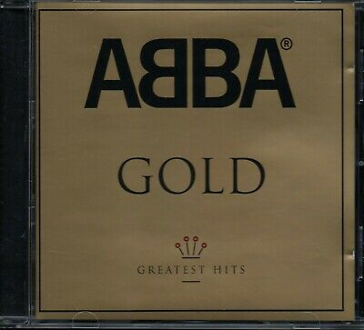 ABBA - Gold (Greatest Hits) - CD Album *Best Of**Singles**Collection*