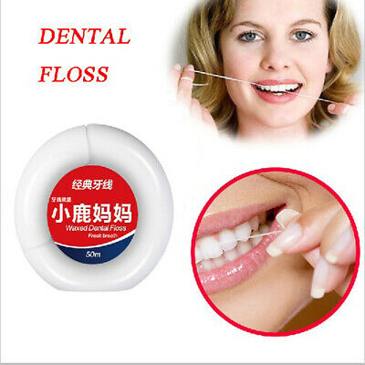 Dental Floss Oral Care Peppermint Micro Tooth Cleaner Health Hygiene Supplies