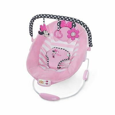 Disney Baby Minnie Mouse Blushing Bows Bouncer
