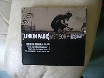 CD Linkin Park - METEORA         ENHANCED CD